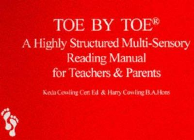 Cover image for Toe by toe : a highly structured multi-sensory phonetic approach to literacy