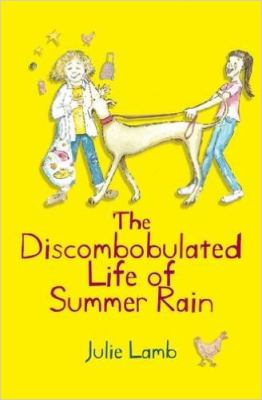 Cover image for The discombobulated life of Summer Rain