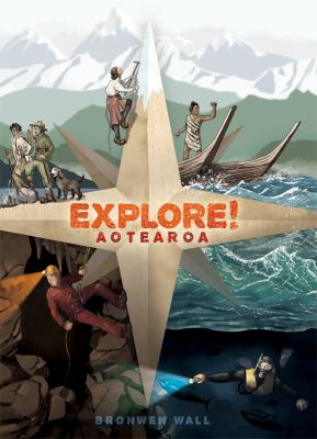 Cover image for Explore! Aotearoa