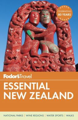 Cover image for Fodor's essential New Zealand