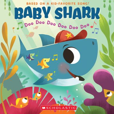 Cover image for Baby shark : doo doo doo doo doo doo