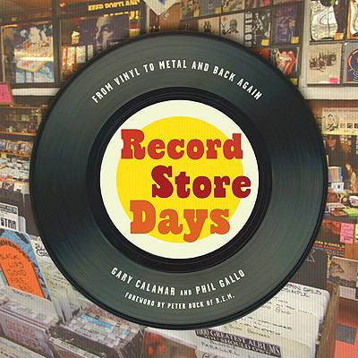 Cover image for Record store days : from vinyl to digital and back again