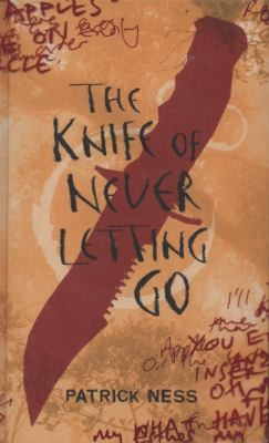 Cover image for The knife of never letting go