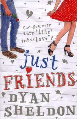 Cover image for Just friends