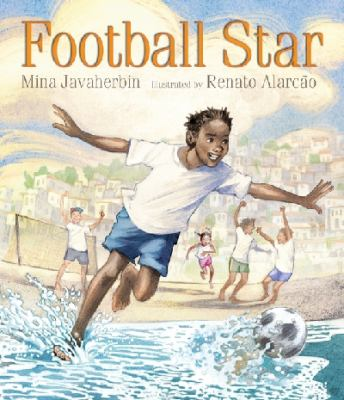 Cover image for Football star