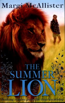 Cover image for The summer lion