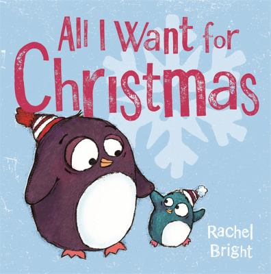 Cover image for All I want for Christmas