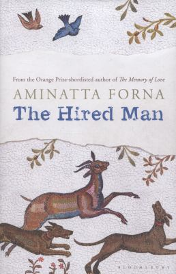 Cover image for The hired man