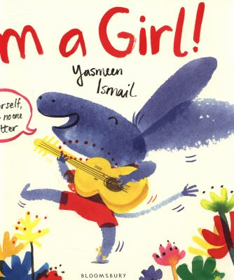 Cover image for I'm a girl!