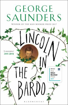 Cover image for Lincoln in the bardo