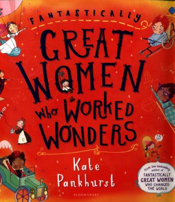 Cover image for Fantastically great women who worked wonders