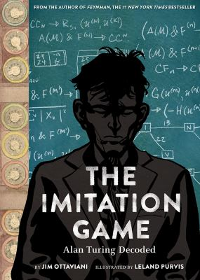 Cover image for The imitation game [text (graphic novel)] : Alan Turing decoded