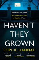 Cover image for Haven't they grown