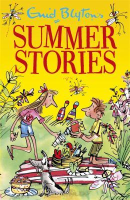 Cover image for Enid Blyton's summer stories.