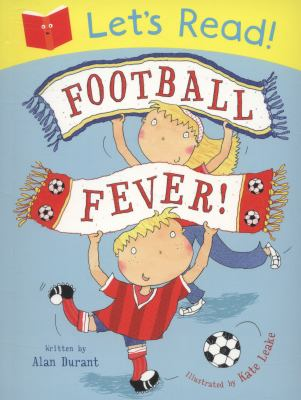 Cover image for Football fever!