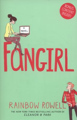 Cover image for Fangirl
