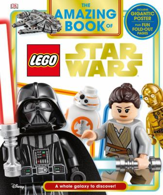Cover image for The amazing book of LEGO Star Wars