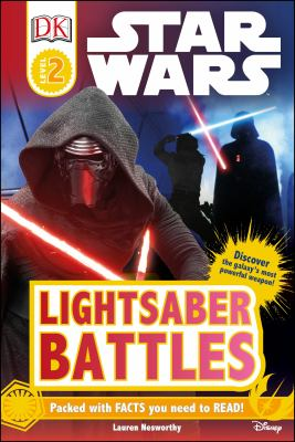Cover image for Lightsaber battles