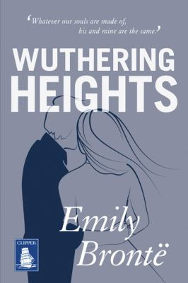 Cover image for Wuthering Heights [text (large print)]