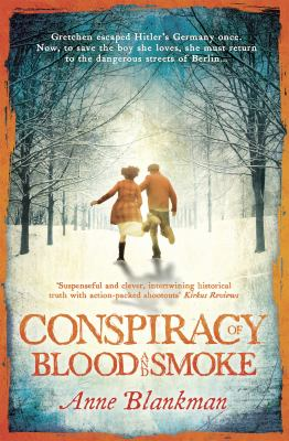 Cover image for Conspiracy of blood and smoke