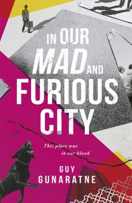 Cover image for In our mad and furious city