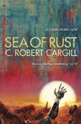 Cover image for Sea of rust