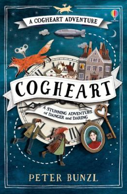 Cover image for Cogheart