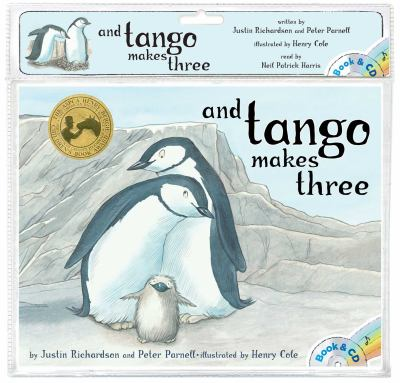 Cover image for And Tango makes three [kit (book and CD)]