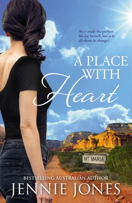 Cover image for A place with heart