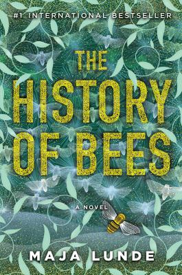 Cover image for The history of bees