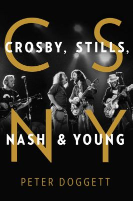 Cover image for Crosby, Stills, Nash & Young