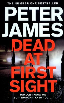 Cover image for Dead at first sight