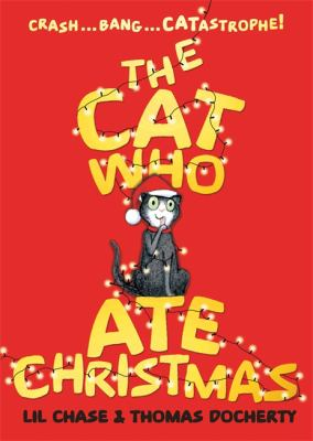 Cover image for The cat who ate Christmas