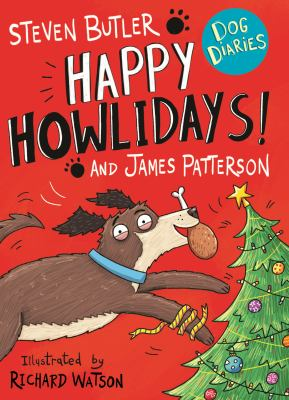 Cover image for Happy howlidays!