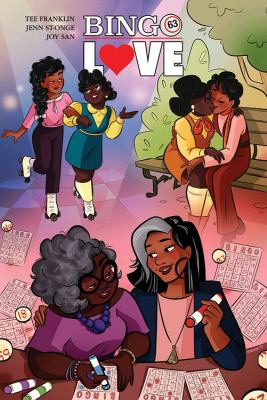Cover image for Bingo love [text (graphic novel)]