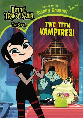 Cover image for Two teen vampires!