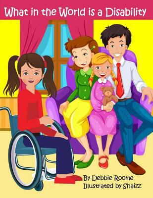 Cover image for What in the world is a disability