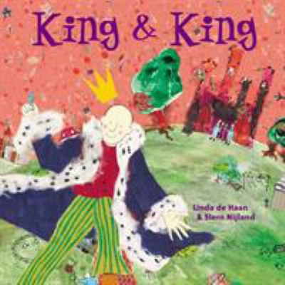 Cover image for King & King