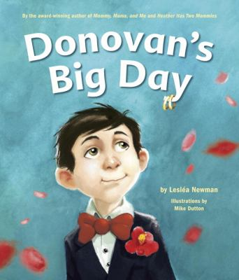 Cover image for Donovan's big day