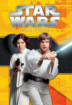 Cover image for Star Wars [graphic novel] : a new hope