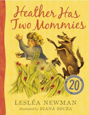 Cover image for Heather has two mommies