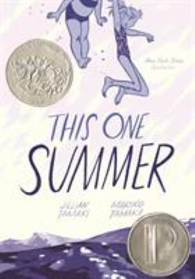 Cover image for This one summer