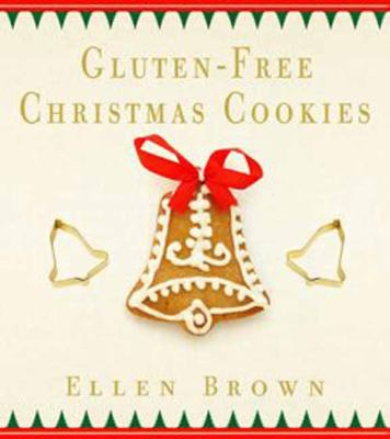 Cover image for Gluten-free Christmas cookies