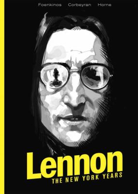 Cover image for Lennon : the New York years