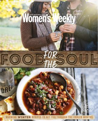 Cover image for Food for the soul