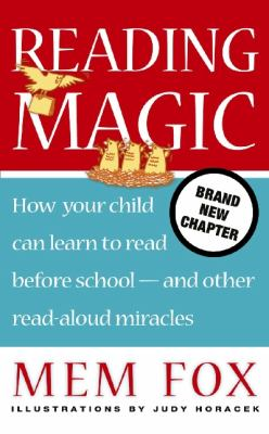 Cover image for Reading magic