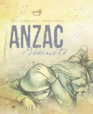 Cover image for Anzac biscuits