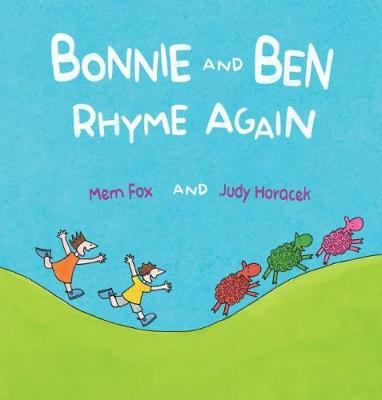 Cover image for Bonnie and Ben rhyme again