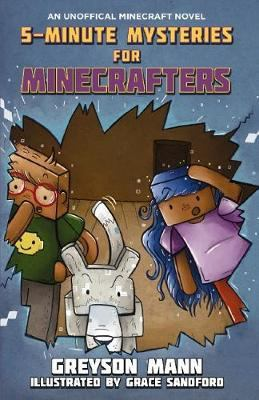 Cover image for 5-minute mysteries for Minecrafters