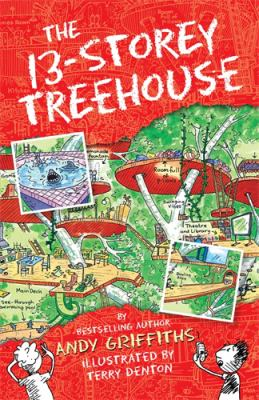 Cover image for The 13-storey treehouse